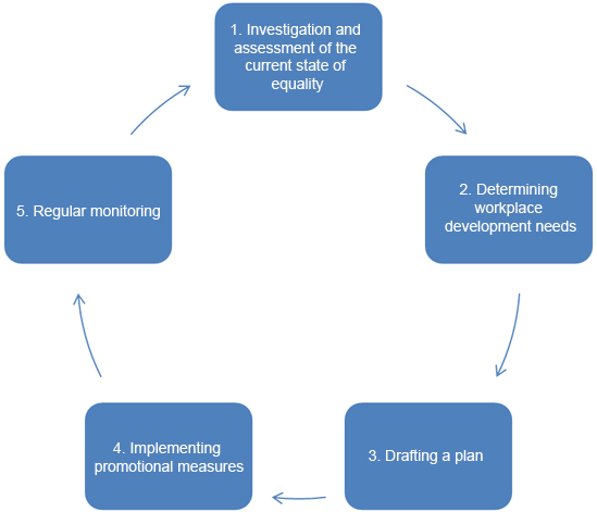 Measures to promote equality